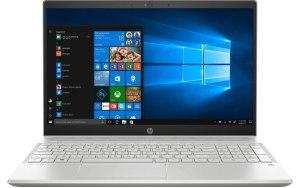 "Ноутбук HP Pavilion 15-cs1019ur 15.6""/IPS/Intel Core i5 8265U 1.6ГГц/4Гб/16Гб Intel Optane/1000Гб/Intel UHD Graphics 620/Windows 10/5SU55EA/серебристый"