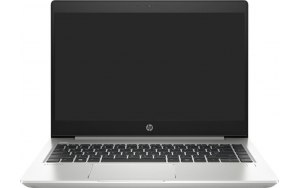 "Ноутбук HP ProBook 440 G6 14""/Intel Core i5 8265U 1.6ГГц/8Гб/256Гб SSD/Intel UHD Graphics 620/Free DOS 3.0/6BN85EA/серебристый"