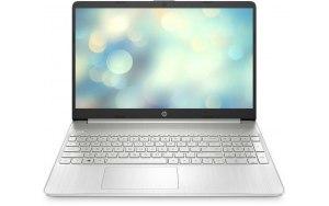 """Ноутбук HP 15s-eq1193ur 15.6""""/AMD Ryzen 5 4500U 2.3ГГц/8ГБ/256ГБ SSD/AMD Radeon /Free DOS 3.0/24A26EA/серебристый"""