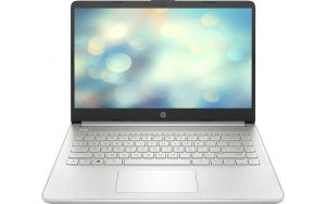 "Ноутбук HP 14s-fq1016ur 14""/IPS/AMD Ryzen 5 5500U 2.1ГГц/8ГБ/512ГБ SSD/AMD Radeon /Free DOS 3.0/3B3N2EA/серебристый"
