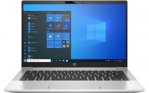 "Ноутбук HP ProBook 430 G8 13.3""/Intel Core i7 1165G7 2.8ГГц/16ГБ/512ГБ SSD/Intel Iris Xe graphics /Windows 10 Professional/27J08EA/серебристый"