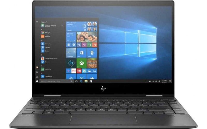 """Ноутбук-трансформер HP Envy x360 13-ar0004ur 13.3""""/IPS/AMD Ryzen 7 3700U 2.3ГГц/16Гб/512Гб SSD/AMD Radeon Vega 10/Windows 10/6PS56EA/черный"""