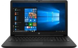 """Ноутбук HP 15-da0449ur 15.6""""/Intel Core i3 7020U 2.3ГГц/4Гб/1000Гб/nVidia GeForce Mx110 2048 Мб/Windows 10/7JX81EA/черный"""