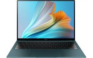 "Ультрабук HUAWEI MateBook X Pro MACHC-WAE9LP 13.9""/LTPS/Intel Core i7 10510U 1.8ГГц/16ГБ/1ТБ SSD/NVIDIA GeForce MX250 - 2048 Мб/Windows 10/53010VUL/зеленый"