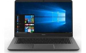 """Ноутбук HUAWEI MateBook D Marconi-W50B 15.6""""/IPS/Intel Core i5 8250U 1.6ГГц/8Гб/256Гб SSD/Intel UHD Graphics 620/Windows 10/53010NFF/серый космос"""