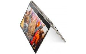 "Ноутбук-трансформер LENOVO Yoga C930-13IKB 13.9""/IPS/Intel Core i7 8550U 1.8ГГц/16Гб/1Тб SSD/Intel UHD Graphics 620/Windows 10 Home/81C400ARRU/золотистый"