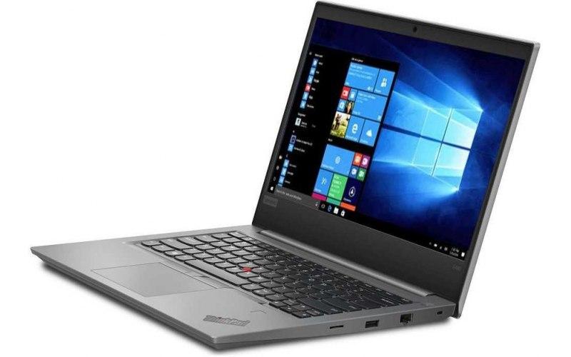 "Ноутбук LENOVO ThinkPad E490 14""/IPS/Intel Core i5 8265U 1.6ГГц/8Гб/256Гб SSD/Intel UHD Graphics 620/Windows 10 Professional/20N8000SRT/серебристый"