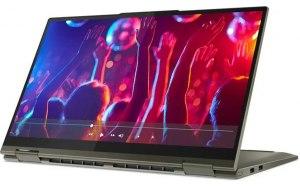 "Ноутбук-трансформер LENOVO Yoga 7 15ITL5 15.6""/IPS/Intel Core i5 1135G7 2.4ГГц/16ГБ/512ГБ SSD/Intel Iris Xe graphics /Windows 10/82BJ005TRU/серый"