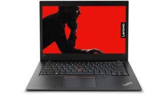 """Ноутбук LENOVO ThinkPad L480 14""""/Intel Core i5 8250U 1.6ГГц/4Гб/500Гб/Intel UHD Graphics 620/Windows 10 Professional/20LS0024RT/черный"""