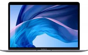 "Ноутбук APPLE MacBook Air 13.3"" IPS/Intel Core i7 1060NG7 1.2ГГц/16ГБ/256ГБ SSD/Intel Iris Plus graphics /Mac OS X/Z0YJ000PP/серый"
