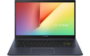 "Ноутбук ASUS VivoBook M413DA-EB329T 14""/IPS/AMD Ryzen 5 3500U 2.1ГГц/8ГБ/256ГБ SSD/AMD Radeon Vega 8/Windows 10/90NB0R7A-M05800/синий"
