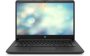 "Ноутбук HP 14-cf2003ur 14""/IPS/Intel Pentium Gold 6405U 2.4ГГц/8ГБ/256ГБ SSD/Intel UHD Graphics /Free DOS/22Z36EA/черный"