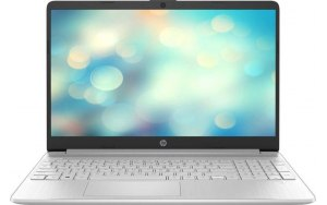 "Ноутбук HP 15s-eq1196ur 15.6""/IPS/AMD Ryzen 3 3250U 2.6ГГц/8ГБ/256ГБ SSD/AMD Radeon /Free DOS 3.0/24A92EA/серебристый"