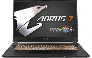 Ноутбук GIGABYTE Aorus 7 KB-7RU1130SH 17.3/IPS/Intel Core i7 10750H 2.6ГГц/16ГБ/512ГБ SSD/NVIDIA GeForce RTX 2060 - 6144 Мб/Windows 10/9RC47KB8BG4S1RU0000/черный