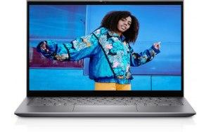 "Ноутбук-трансформер Dell Inspiron 5410 14""/Intel Core i7 1165G7 2.8ГГц/12ГБ/512ГБ SSD/Intel Iris Xe graphics /Windows 10/5410-0519/серебристый"