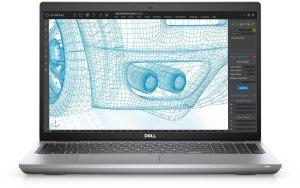 """Ноутбук DELL Precision 3561 15.6""""/Intel Core i7 11850H 2.5ГГц/16ГБ/1ТБ SSD/NVIDIA Quadro T600 - 4096 Мб/Windows 10 Professional/3561-0532/серый"""