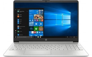 """Ноутбук HP 15s-fq2050ur 15.6""""/IPS/Intel Core i3 1125G4 2.0ГГц/8ГБ/512ГБ SSD/Intel UHD Graphics /Windows 10/3C7A6EA/серебристый"""