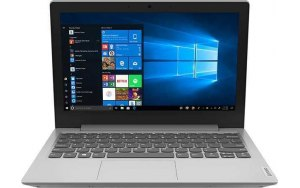 "Ноутбук LENOVO IdeaPad 1 11ADA05 11.6""/AMD 3020e 1.2ГГц/4ГБ/128ГБ SSD/AMD Radeon /Windows 10/82GV003XRU/серый"