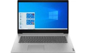 "Ноутбук LENOVO IdeaPad 3 17ITL6 17.3""/Intel Core i3 1115G4 3.0ГГц/8ГБ/256ГБ SSD/Intel UHD Graphics /Windows 10/82H9003MRU/серый"