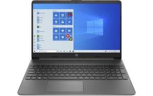 """Ноутбук HP 15s-eq1321ur 15.6""""/IPS/AMD Athlon Silver 3050U 2.3ГГц/4ГБ/128ГБ SSD/AMD Radeon /Windows 10/3B2W9EA/серый"""