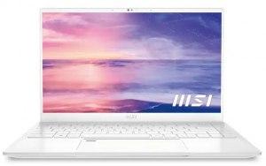 """Ноутбук MSI Prestige 14 A11SC-025RU 14""""/IPS/Intel Core i7 1185G7 3.0ГГц/16ГБ/1ТБ SSD/NVIDIA GeForce GTX 1650 - 4096 Мб/Windows 10/9S7-14C511-025/белый"""