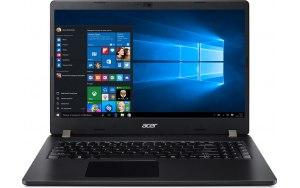 "Ноутбук ACER TravelMate P2 TMP215-52-59RK 15.6""/Intel Core i5 10210U 1.6ГГц/8ГБ/256ГБ SSD/Intel UHD Graphics /Windows 10 Professional/NX.VLLER.00L/черный"