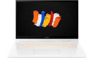 """Ноутбук-трансформер ACER ConceptD 3 Ezel Pro CC315-72P-79A1 15.6""""/IPS/Intel Core i7 10750H 2.6ГГц/16ГБ/1ТБ SSD/NVIDIA GeForce T1000 - 4096 Мб/Windows 10 Professional/NX.C5QER.001/белый"""