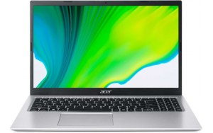 "Ноутбук ACER Aspire 1 A115-32-P26B 15.6""/Intel Pentium Silver N6000 1.1ГГц/4ГБ/128ГБ eMMC/Intel UHD Graphics /Windows 10/NX.A6MER.00B/серебристый"