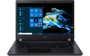 "Ноутбук ACER TravelMate P2 TMP214-52-54RS 14""/Intel Core i5 10210U 1.6ГГц/8ГБ/256ГБ SSD/Intel UHD Graphics /Windows 10 Professional/NX.VLFER.00G/черный"