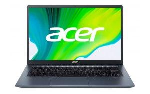 "Ультрабук ACER Swift 3X SF314-510G-70SN 14""/IPS/Intel Core i7 1165G7 2.8ГГц/16ГБ/512ГБ SSD/Intel Iris Xe Max - 4096 Мб/Eshell/NX.A0YER.004/синий"