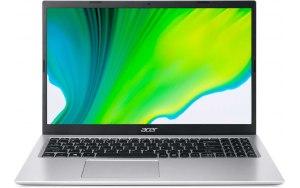 "Ноутбук ACER Aspire 1 A115-32-C066 15.6""/Intel Celeron N4500 1.1ГГц/4ГБ/64ГБ eMMC/Intel UHD Graphics /Eshell/NX.A6MER.001/серебристый"