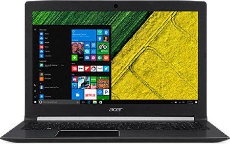 "Ноутбук ACER Aspire 5 A517-51G-89AW 17.3""/IPS/Intel Core i7 8550U 1.8ГГц/8Гб/1000Гб/128Гб SSD/nVidia GeForce Mx150 2048 Мб/DVD-RW/Linux/NX.GSXER.016/черный"