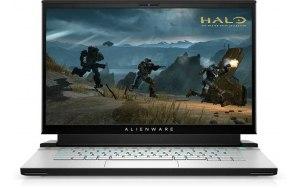 "Ноутбук ALIENWARE m15 R3 15.6""/IPS/Intel Core i7 10870H 16ГБ/512ГБ SSD/NVIDIA GeForce RTX 3070 для ноутбуков - 8192 Мб/Windows 10/M15-2947/серебристый"
