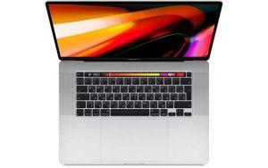 "Ноутбук APPLE MacBook Pro MVVM2RU A/16""/IPS/Intel Core i9 9880H 2.3ГГц/16Гб/1Тб SSD/Radeon Pro 5550M - 4096 Мб/macOS/MVVM2RU/A/серебристый"
