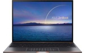 """Ноутбук ASUS Zenbook UX393EA-HK001T 13.9""""/IPS/Intel Core i7 1165G7 2.8ГГц/16ГБ/1000ГБ SSD/Intel Iris Xe graphics /Windows 10/90NB0S71-M00230/черный"""