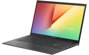 "Ноутбук ASUS VivoBook M513UA-BQ002T 15.6""/IPS/AMD Ryzen 5 5500U 2.1ГГц/8ГБ/512ГБ SSD/AMD Radeon /Windows 10/90NB0TP1-M01020/черный"
