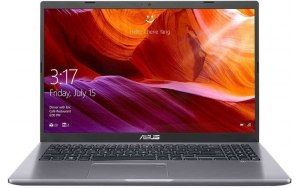 "Ноутбук ASUS VivoBook X509JA-EJ022T 15.6""/Intel Core i3 1005G1 1.2ГГц/8Гб/256Гб SSD/Intel UHD Graphics /Windows 10/90NB0QE2-M00220/серый"