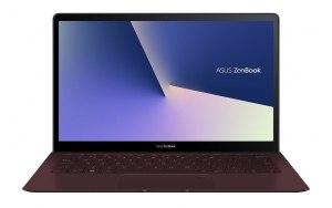 "Ультрабук ASUS Zenbook UX391UA-ET084T 13.3""/Intel Core i5 8250U 1.6ГГц/8Гб/512Гб SSD/Intel UHD Graphics 620/Windows 10/90NB0D94-M03290/красный"