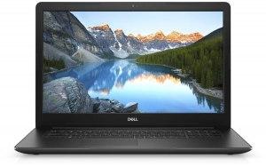 "Ноутбук DELL Inspiron 3780 17.3""/IPS/Intel Core i7 8565U 1.8ГГц/8Гб/1000Гб/128Гб SSD/AMD Radeon 520 2048 Мб/DVD-RW/Linux/3780-6884/черный"