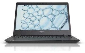 """Ноутбук FUJITSU LifeBook U7410 14""""/Intel Core i7 10510U 1.8ГГц/32ГБ/1ТБ SSD/Intel UHD Graphics /noOS/LKN:U7410M0007RU/черный"""