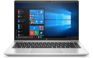 "Ноутбук HP ProBook 440 G8 14""/Intel Core i3 1115G4 3.0ГГц/8ГБ/256ГБ SSD/Intel UHD Graphics /Windows 10 Professional/27H88EA/серебристый"
