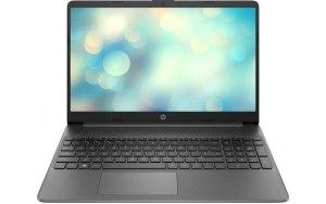 "Ноутбук HP 15-dw1045ur 15.6""/IPS/Intel Pentium Gold 6405U 2.4ГГц/4ГБ/256ГБ SSD/Intel UHD Graphics /Free DOS/22N46EA/серый"