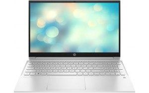 "Ноутбук HP Pavilion 15-eg0052ur 15.6""/IPS/Intel Core i5 1135G7 2.4ГГц/8ГБ/256ГБ SSD/NVIDIA GeForce MX350 - 2048 Мб/Free DOS 3.0/2W2D6EA/серебристый"