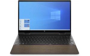 """Ноутбук-трансформер HP Envy x360 15-ed1015ur 15.6""""/IPS/Intel Core i7 1165G7 2.8ГГц/16ГБ/512ГБ SSD/Intel Iris Xe graphics /Windows 10/2X1Q0EA/темно-серый"""