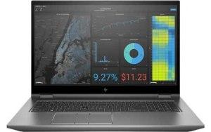 """Ноутбук HP ZBook Fury 17 G7 17.3""""/Intel Core i7 10850H 64ГБ/1000ГБ/1000ГБ SSD/NVIDIA Quadro RTX 4000 - 8192 Мб/Free DOS/2C9V8EA"""