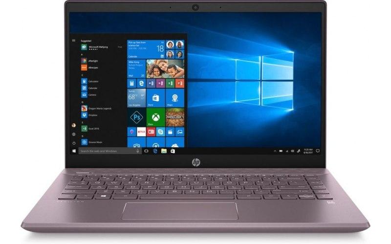 "Ноутбук HP 14-ce2003ur 14""/IPS/Intel Core i3 8145U 2.1ГГц/4Гб/128Гб SSD/Intel UHD Graphics 620/Windows 10/6PR70EA/фиолетовый"