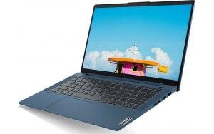 "Ноутбук LENOVO IdeaPad 5 14ARE05 14""/IPS/AMD Ryzen 7 4700U 2.0ГГц/16ГБ/512ГБ SSD/AMD Radeon /noOS/81YM00E4RK/синий"