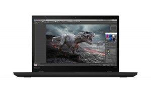 """Ноутбук LENOVO ThinkPad P53s 15.6""""/IPS/Intel Core i7 8565U 1.8ГГц/8Гб/256Гб SSD/nVidia Quadro P520 2048 Мб/Windows 10 Professional/20N6002RRT/черный"""