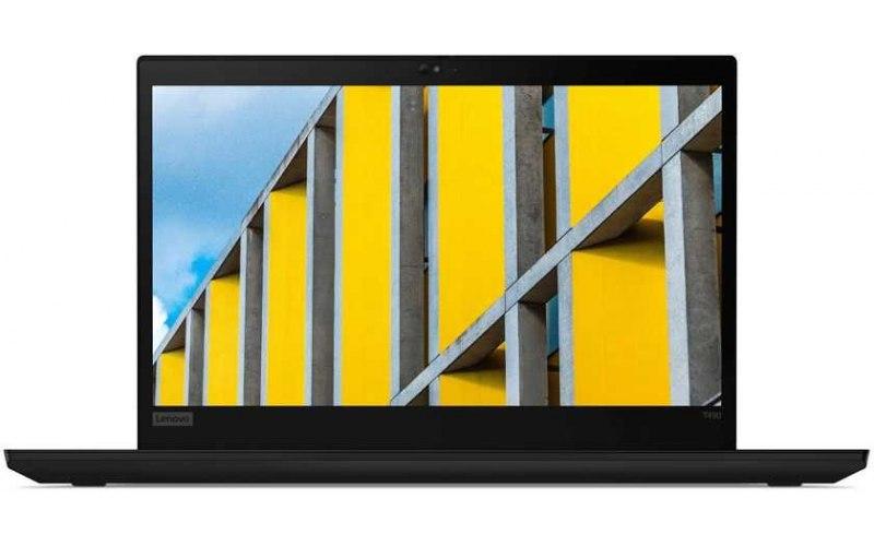 """Ноутбук LENOVO ThinkPad T490 14""""/IPS/Intel Core i7 8565U 1.8ГГц/8Гб/512Гб SSD/nVidia GeForce MX250 2048 Мб/Windows 10 Professional/20N2000NRT/черный"""