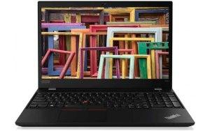 """Ноутбук LENOVO ThinkPad T590 15.6""""/IPS/Intel Core i7 8565U 1.8ГГц/16Гб/512Гб SSD/nVidia GeForce MX250 2048 Мб/Windows 10 Professional/20N4000ART/черный"""